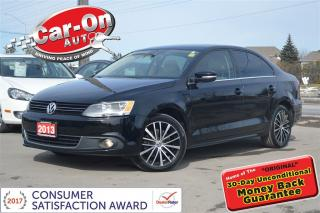 Used 2013 Volkswagen Jetta 2.5L Highline LEATHER SUNROOF HTD SEATS 51,000KM for sale in Ottawa, ON