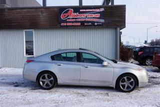 Used 2009 Acura TL SH AWD for sale in Lévis, QC