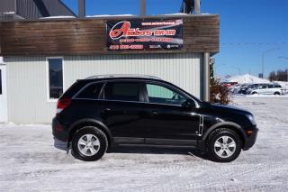 Used 2009 Saturn Vue XE for sale in Levis, QC