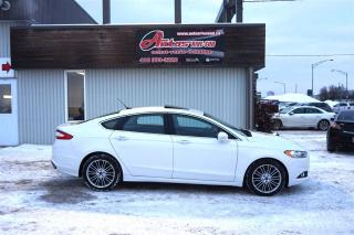 Used 2013 Ford Fusion SE for sale in Lévis, QC