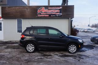 Used 2011 Volkswagen Tiguan Highline for sale in Lévis, QC