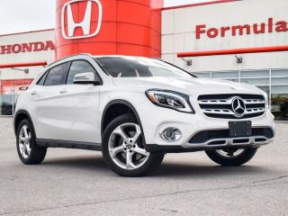 Used 2018 Mercedes-Benz GLA-Class NAVIGATION   PANORAMIC SUNROOF   LOADED!! for sale in Scarborough, ON