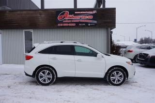Used 2014 Acura RDX AWD for sale in Lévis, QC