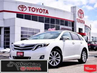 Used 2016 Toyota Venza LTD AWD, DUAL ROOF! NAVI! PUSH BUTTON START! for sale in Etobicoke, ON