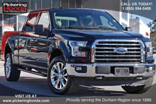 Used 2016 Ford F-150 4x4 - Supercrew XLT - 145 WB for sale in Pickering, ON