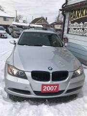 Used 2007 BMW 3 Series 328xi for sale in Hamilton, ON