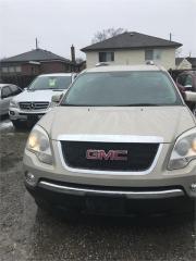 Used 2009 GMC Acadia SLE for sale in Hamilton, ON