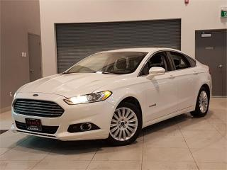 Used 2015 Ford Fusion SE **LEATHER-BACK UP CAMERA** for sale in York, ON