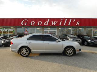Used 2010 Ford Fusion SE! FACT REMOTE START! SUNROOF! for sale in Aylmer, ON