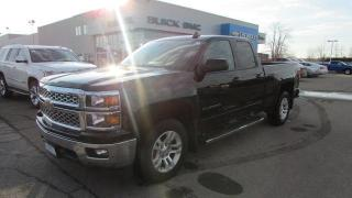 Used 2015 Chevrolet Silverado 1500 LT /$267.00 bi-weekly for 84 mths for sale in Arnprior, ON