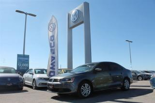 Used 2014 Volkswagen Jetta 2.0L Trendline+ for sale in Whitby, ON