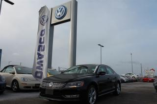 Used 2015 Volkswagen Passat 2.0 TDI Highline for sale in Whitby, ON
