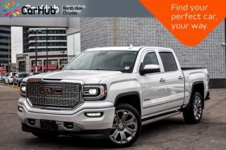 Used 2017 GMC Sierra 1500 Denali 4x4|Crew|Ultimate Pkg|Bedliner|BOSE|R_Start|22