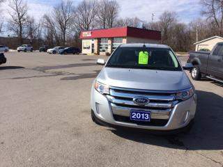 Used 2013 Ford Edge Limited for sale in Morrisburg, ON