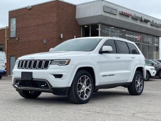 Used 2018 Jeep Grand Cherokee Limited STERLING EDITION/FULL SUNROOF/NAVI for sale in Concord, ON