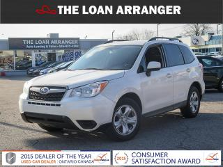 Used 2015 Subaru Forester for sale in Barrie, ON