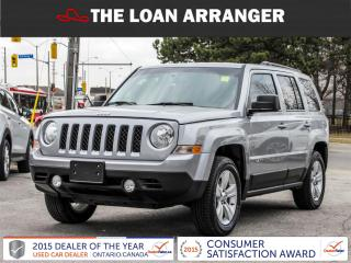 Used 2014 Jeep Patriot SPORT for sale in Barrie, ON