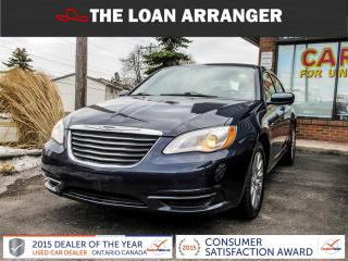 Used 2013 Chrysler 200 LX for sale in Barrie, ON