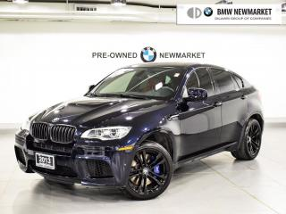 Used 2013 BMW X6 M for sale in Newmarket, ON
