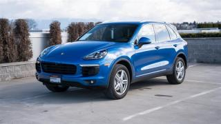 Used 2017 Porsche Cayenne S w/ Tip | PORSCHE CERTIFIED for sale in Vancouver, BC