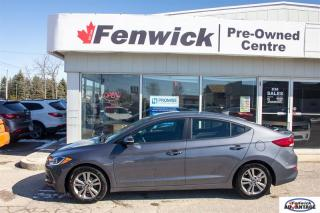 Used 2018 Hyundai Elantra Sedan GL for sale in Sarnia, ON