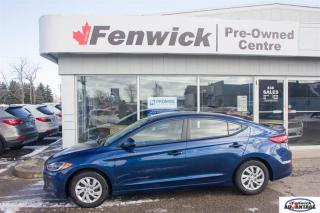 Used 2018 Hyundai Elantra Sedan LE for sale in Sarnia, ON
