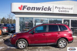 Used 2014 Subaru Forester 2.5i at for sale in Sarnia, ON
