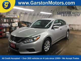 Used 2017 Nissan Altima S*PHONE CONNECT*BACK UP CAMERA*HEATED FRONT SEATS*POWER DRIVER SEAT*KEYLESS ENTRY w/REMOTE START*POWER WINDOWS/LOCKS/HEATED MIRRORS*CLIMATE CONTROL*TR for sale in Cambridge, ON