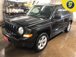 Used 2011 Jeep Patriot North edition * 4X4 * 5 Speed manual * Tow hitch with wiring kit * 17 Inch alloy rims * Climate control * Front heated seats and mirrors * Traction co for sale in Cambridge, ON