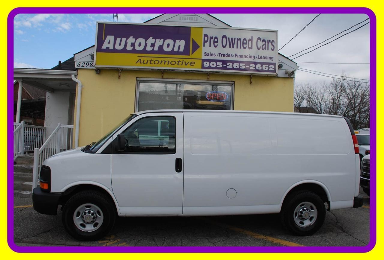 2011 Chevrolet Express 2500 3/4 Ton Cargo Van A/C