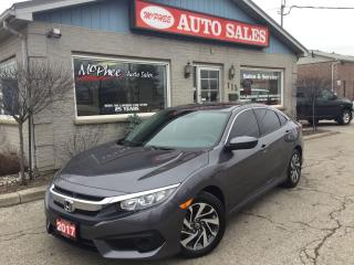 Used 2017 Honda Civic EX for sale in London, ON