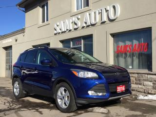 Used 2016 Ford Escape SE Navi and rear cam for sale in Hamilton, ON