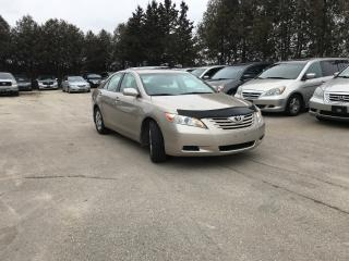 Used 2007 Toyota Camry LE for sale in Waterloo, ON