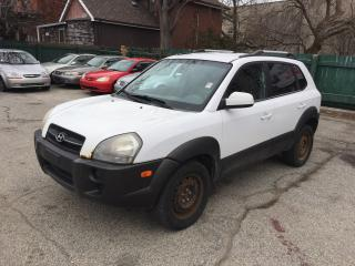 Used 2006 Hyundai Tucson GL w/Leather Pkg for sale in Toronto, ON