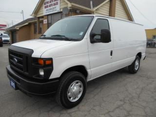 Used 2012 Ford E-150 CARGO 4.6L V8 Loaded Divider ONLY 34,000KMs for sale in Etobicoke, ON