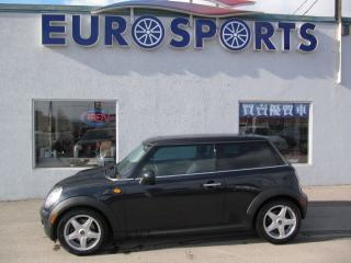 Used 2009 MINI Cooper Classic for sale in Newmarket, ON
