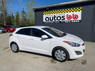Used 2014 Hyundai Elantra GT for sale in Laval, QC