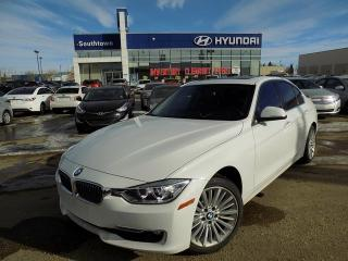 Used 2014 BMW 328 XDRIVE/LEATHER/SUNROOF/HEATED SEATS for sale in Edmonton, AB