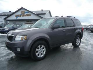 Used 2011 Mazda Tribute Traction intégrale, V6, boîte automatiqu for sale in Westbury, QC