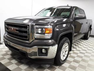 Used 2014 GMC Sierra 1500 SLE Z71 - Local 2nd Owner Trade In | No Accidents | Trailer Hitch | Remote Starter | 18 Inch Wheels | Power Seating | Media Screen with Back Up Camera | Dual Zone Climate Control with AC | Bluetooth | Very Well Looked After and Maintained for sale in Edmonton, AB