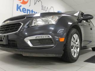 Used 2016 Chevrolet Cruze Limited 1LT with back up cam and the strength to run for years to come for sale in Edmonton, AB