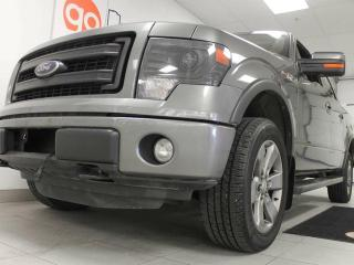 Used 2013 Ford F-150 FX4- NAV, sunroof, heated/cooled power leather seats, back up cam, the whole shebang for sale in Edmonton, AB