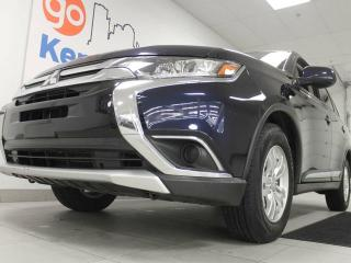 Used 2016 Mitsubishi Outlander ES AWD 4x4 with comfy heated seats for sale in Edmonton, AB