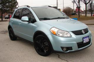 Used 2008 Suzuki SX4 JLX for sale in Mississauga, ON