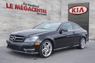 Used 2015 Mercedes-Benz C-Class C350 Awd Mags Amg for sale in Vaudreuil-Dorion, QC