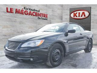 Used 2013 Chrysler 200 Touring Convertible for sale in Vaudreuil-Dorion, QC