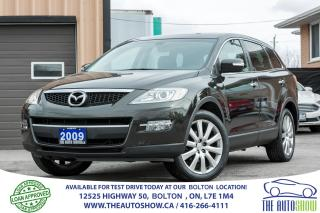 Used 2009 Mazda CX-9 SPORT AWD 7 PASS LEATHER SUNROOF for sale in Caledon, ON