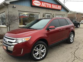 Used 2014 Ford Edge Limited for sale in London, ON