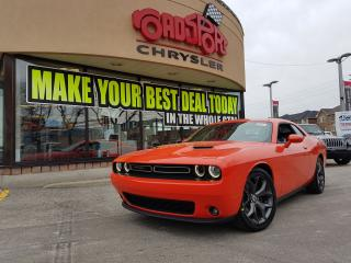 Used 2018 Dodge Challenger SXT Plus NAVI COOLED SEAT APPLE CAR PLAY for sale in Scarborough, ON