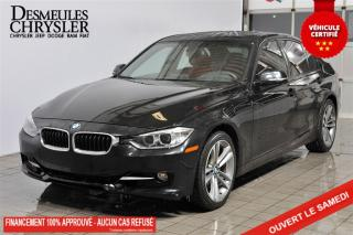Used 2013 BMW 328 I Xdrive Sport Twin for sale in Laval, QC